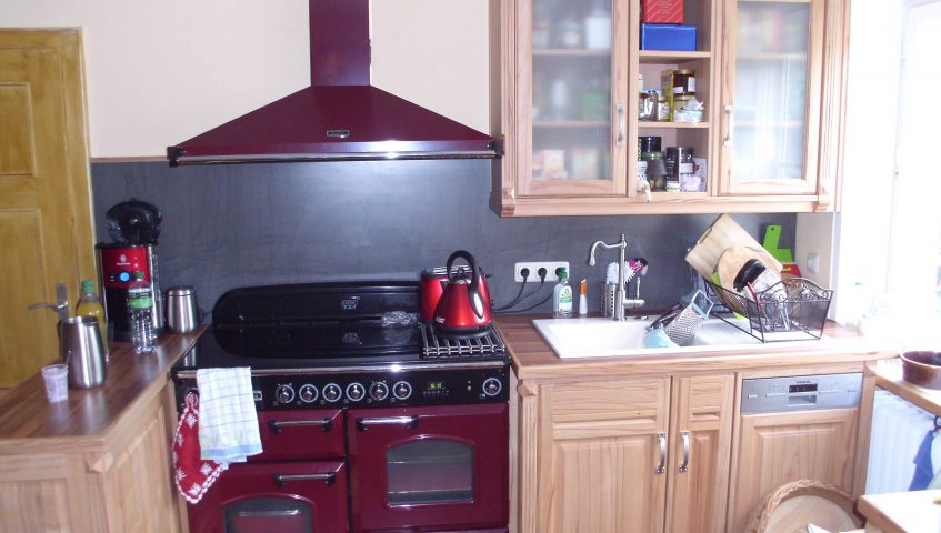 Küche Neubau neu von Möbelwerkstatt Lorenz an der Nordsee